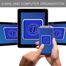E-MAIL AND COMPUTER ORGANIZATION