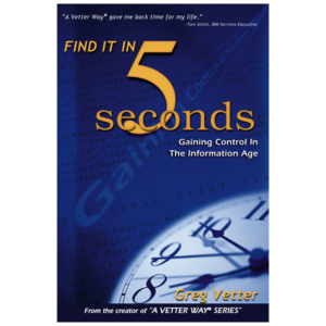 Find it in 5 Seconds