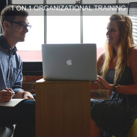 1 ON 1 ORGANIZATIONAL TRAINING