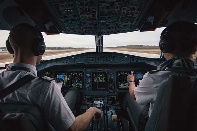Tip 36. Set up your office like the cockpit of an airplane.