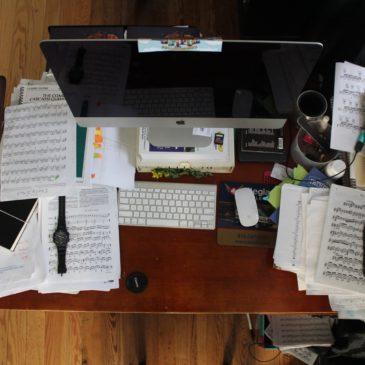 Tip 99. Every loose paper on your desk is a decision not made.